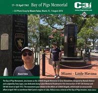 bay of pigs essay  bay of pigs essay
