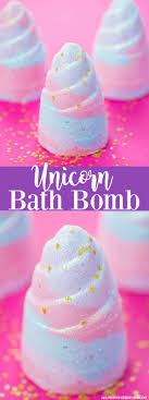 diy unicorn bath