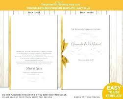Catholic Wedding Mass Program Nuptial Mass Program Template Wedding Program Examples Catholic