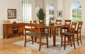 Wood Dining Room Sets Modern Height Dining Room Sets Design Home And Interior Design