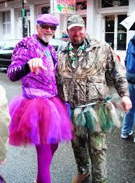 Good Your Average Friday Morning At Mardi Gras