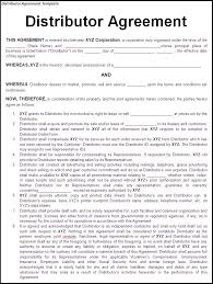 Exclusive Supply Agreement Pdf Sample Distribution Agreement