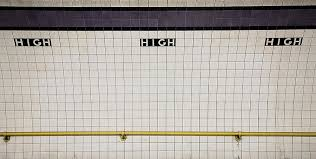 subway station wall. Exellent Wall Brooklyn Photograph  Wall Of Subway Station In By Robert  Englebright To Fine Art America