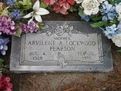 Arvilene Avis Lockwood Pearson (1928-1995) - Find A Grave Memorial