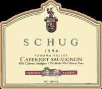 Schug family name