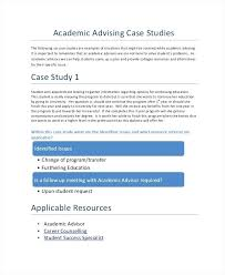 psychology case study template sample case study template