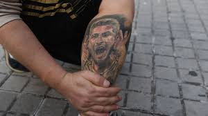 Barcelona for a stag weekend and a friend who lives there did recommend us a place/tattoo artist, as the groom wanted to surprise his future. Ramos Neymar Beckham Among Soccer S Amazing Fan Tattoos