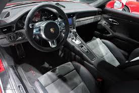 2015 porsche 911 interior. 2015 naias porsche 911 carrera 4 gts interior