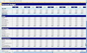 Mac Excel Template Personal Budget Spreadsheet Template Wedding Excel Personal