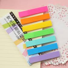 Cute Colorful Memo Notes Sticky Notes Post It Stickers Paper