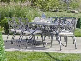 hauser hampton cast aluminum outdoor