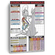 Treadmill Chart For Beginners Stairclimber Workout Chart