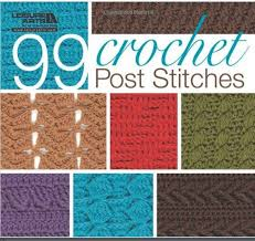 Leisure Arts 99 Crochet Post Stitches Darla Sims Crochet Lace | Etsy