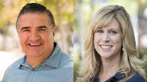 Election: Dante Acosta, Christy Smith battle for Assembly in one of LA  area's few purple districts – Daily News