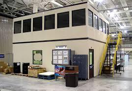 warehouse mezzanine modular office. Two Story Modular Office Warehouse Mezzanine