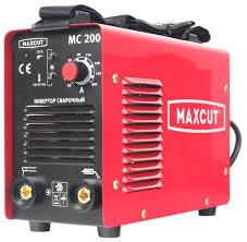 <b>Сварочный аппарат MAXCUT</b> MC 200 (MMA) — купить по ...