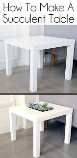 ... Coffee Table, Attractive White Square Simple Wood IKEA Lack Coffee Table  Hack Designs To Improve ...