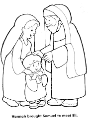 Small Picture Samuel Helps Eli Coloring Free Printable Coloring Pages Samuel