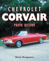 Chevrolet Corvair Photo History: Monty Montgomery: 9781583881187 ...
