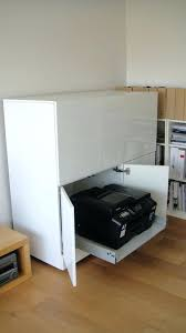 ikea home office storage. Marvellous Awesome Home Office Make Over Hackers Layout Ikea Storage Cabinet I
