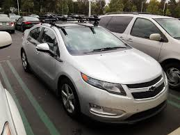 Anyone used a bike rack yet ? [Archive] - GM-Volt: Chevy Volt Forum
