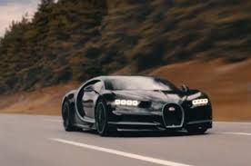 Watch a Bugatti Chiron Go From Zero to 249 MPH and Back to Zero in ...