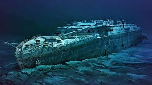 Virtual Tour of the Titanic Wreck