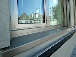 Aussenfensterbank Basalt Fensterbank Alu Weiss Granit Preise