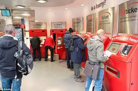 Vending Machine Overcharged My Card Stunning Selfservice Train Tickets Leave Baffled Commuters Overcharged