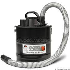 fireplace ash vacuums woodlanddirect com hearth ash vacs fireplace cleaning