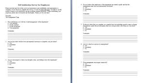 Customer Service Survey Template Free Customer Satisfaction Survey Template Most Used Template