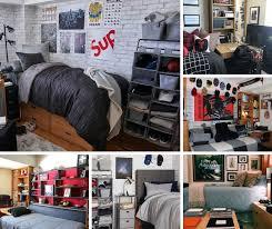 15 cool dorm rooms for guys raising