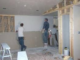 installing sheetrock popcorn removal drywall installation installing  sheetrock in bathroom . installing sheetrock ...