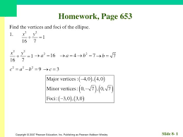 ppt homework page 653 powerpoint