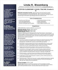 Professional Resume Template Word Magnificent Kindergarten Teacher Resume Sample Pdf Teachers Template Templates
