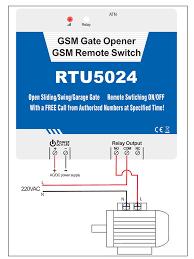 gsm rtu gprs rtu sms alarm controllers gsm telemetry 3g m2m gate opener wiring diagram pumps