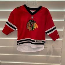 Official Nhl Youth Hockey Jersey Size 2 4t Nwt