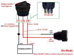20 Toggle Switch Wiring Diagram Marine Rocker Switch Wiring Diagram