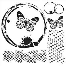 8508fb4ae2decb065ce9b26d412db777 302 best images about stencils on pinterest paint stain on plastic hexagon templates