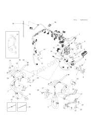 Ford Engine Wire Harness
