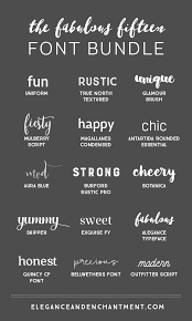 15 fabulous fonts for graphic design projects web design ging crafting weddings