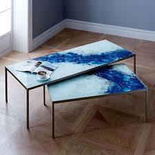 cosmos coffee tables west elm intended for table idea 5