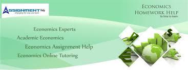 Economics Assignment Help   Economics Help Online   Microeconomics