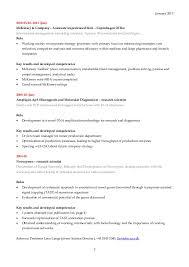 Sample Mckinsey Resume Sample Mckinsey Resume 360777 Cv Thomas Nygaard Hamann 24 Free