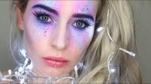 unicorn mermaid fairy halloween makeup tutorial