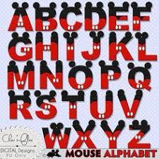 5a253d3fe61a d5b55c322fee88c alphabet letters mickey baby