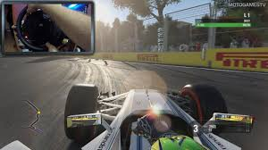 F1 2016 [PS4] with <b>Thrustmaster T300RS</b> [WheelCam] - YouTube