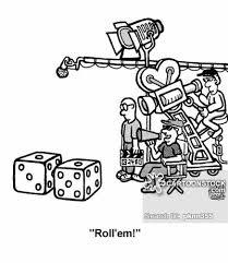 Cartoon Film Film Crew Cartoons And Comics Funny Pictures From Cartoonstock