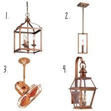 copper lighting fixtures. Copper Light Fixtures Kitchen Lighting Lamps Plus I