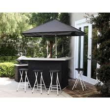 Outdoor Bar Outdoor Bars Outdoor Bar Furniture The Home Depot